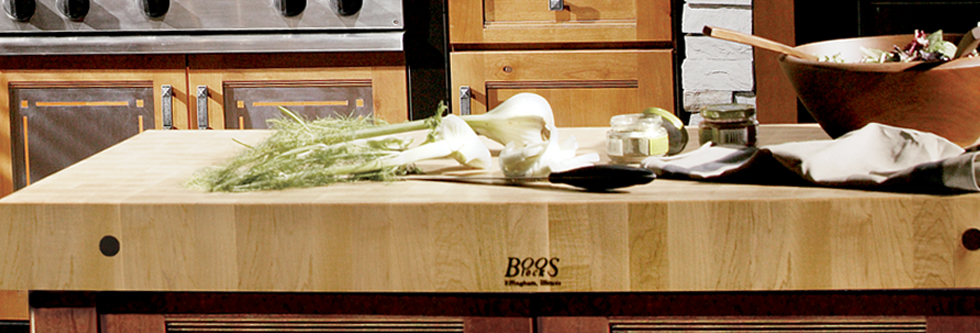 john boos butcher block countertop